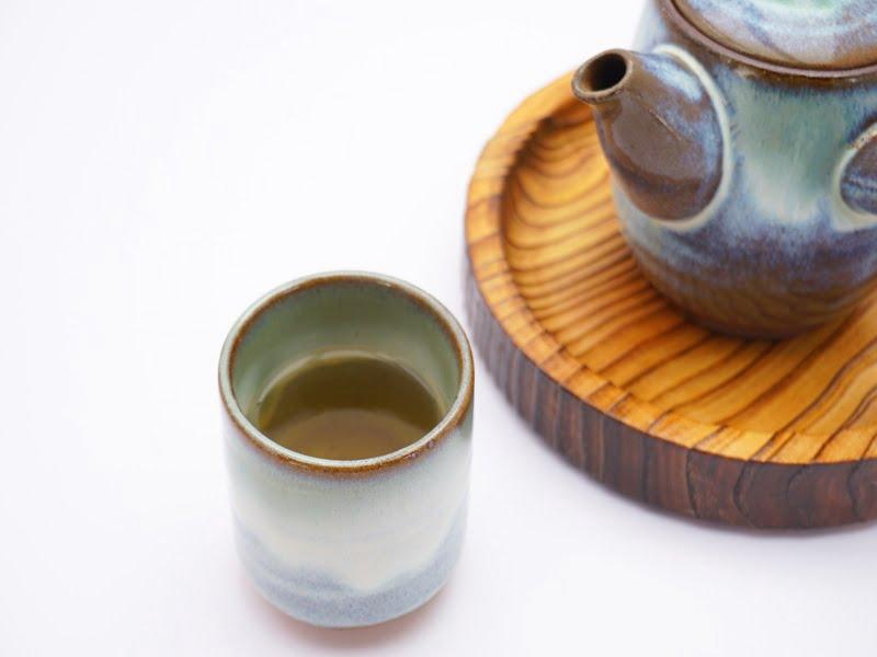 ツルヤ 信州産そば茶 中身の写真