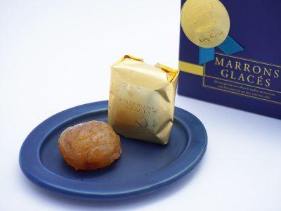 銀座コージーコーナー マロングラッセ