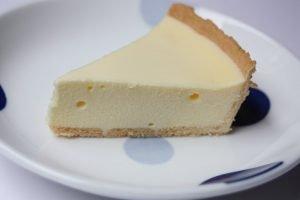 モロゾフレアチーズケーキ中身写真