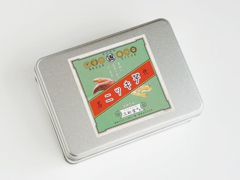 三松堂 ニッキ芋外装