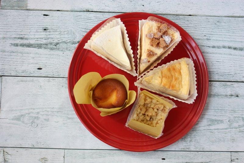 カッサレードチーズケーキ写真