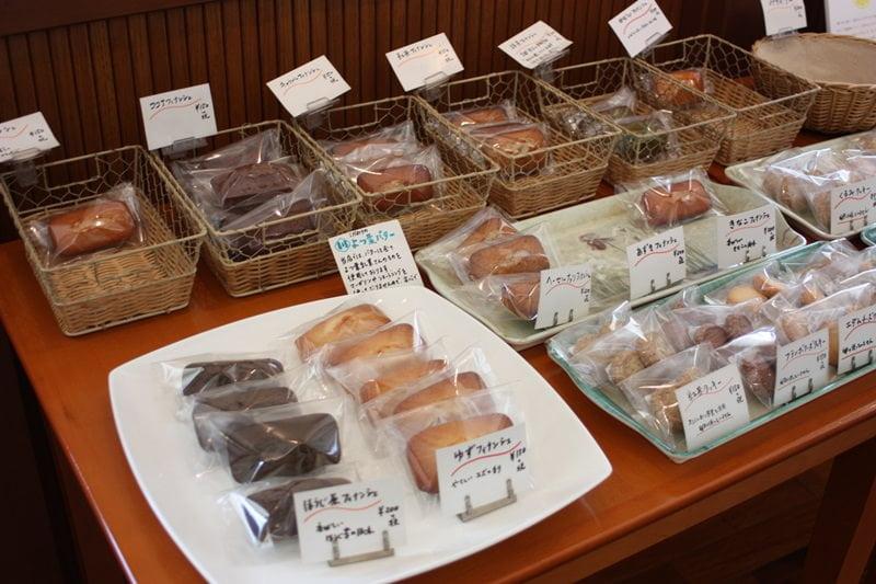 カッサレード焼き菓子写真