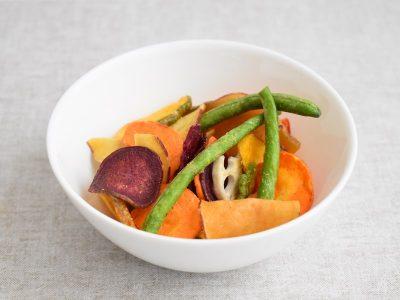花桔梗 野菜チップス