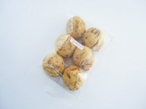 ベーグル屋ハル いちごのクッキー 外装