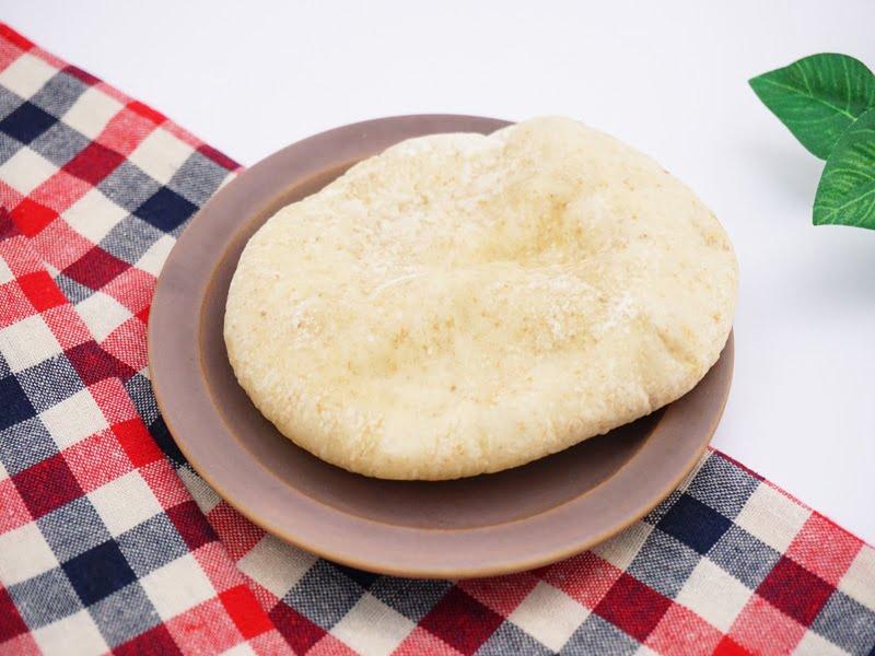 ベーグル屋ハル ぴたパン 中身の写真