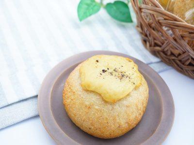 ベーグル屋ハル 豆乳チーズベーグル