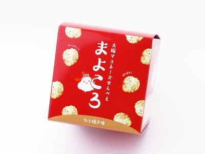 大阪マヨネーズせんべえ まよころ(たこ焼き味)