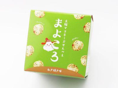 大阪マヨネーズせんべえ まよころ(ねぎ焼き味)