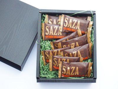 サザコーヒー コロンビアミルクチョコレートBOX