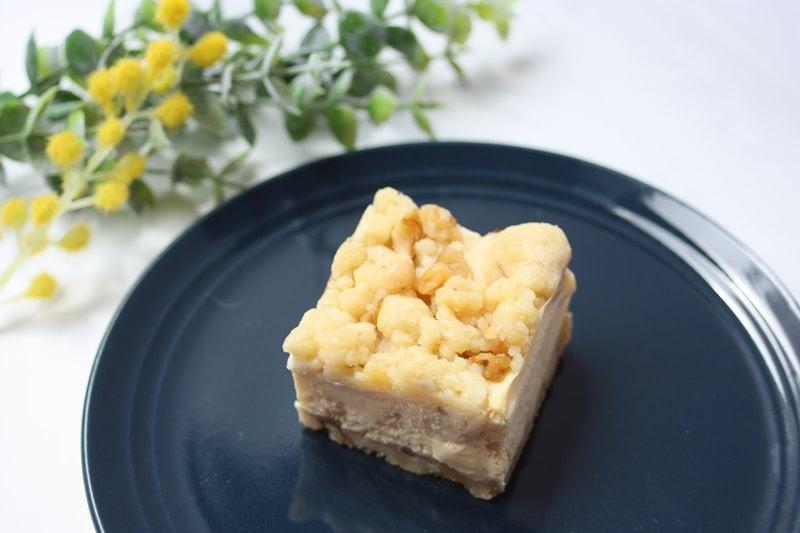 カッサレードスクエアチーズケーキ写真