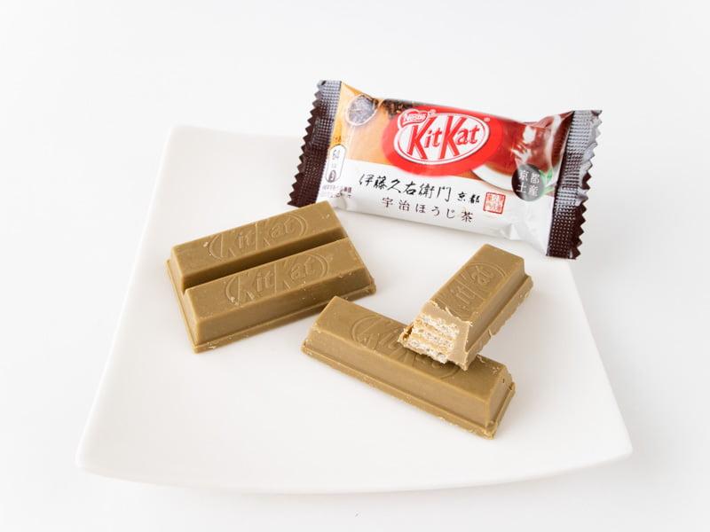 キットカット ミニ 西日本アソート ほうじ茶