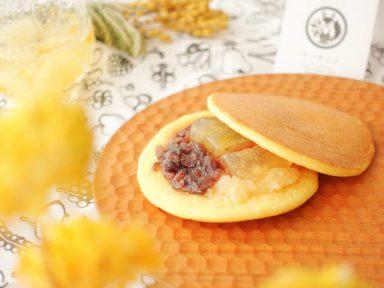 キツネイロ パイナップルバターどら焼き