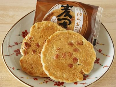 大江製菓 麦つきせんべい
