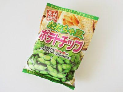 加藤物産 だだちゃ豆ポテトチップ