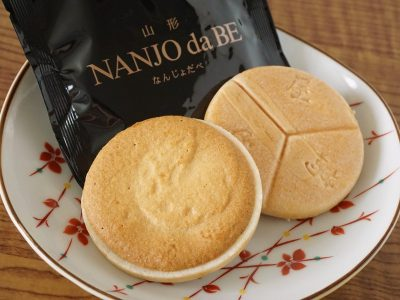 最中クッキー NANJO da BE なんじょだべ