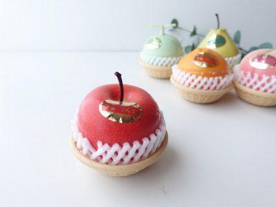 フルーツアラモード フジりんご