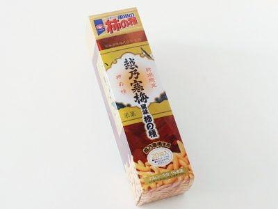 亀田の柿の種 越乃寒梅風味