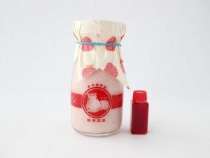 熱海プリン いちごのプリン ベリーソース付単品