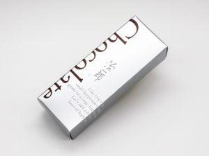 治一郎のガトーショコラ(チョコレート)の外装